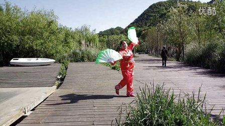贵州紫娟广场舞《欢聚一堂》编舞紫娟