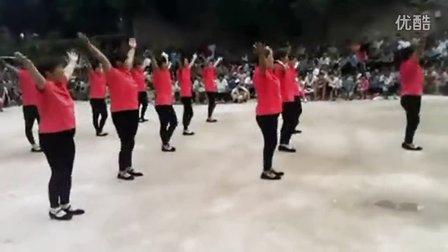 小红广场舞 自由飞翔
