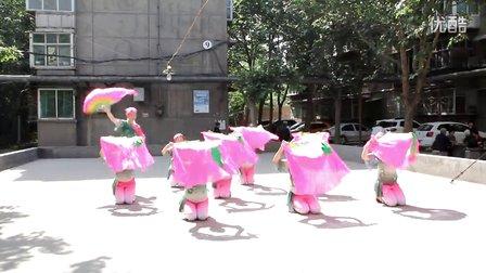花语舞蹈队 我的祖国