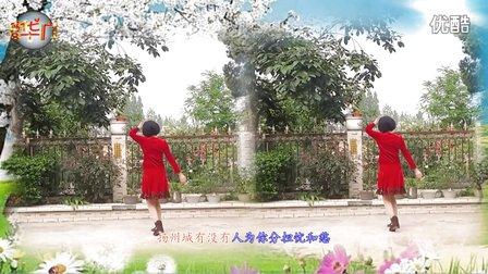 爱华广场舞 烟花三月下扬州