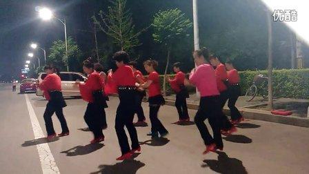 廊坊大官地幸福女人广场舞、快乐给力