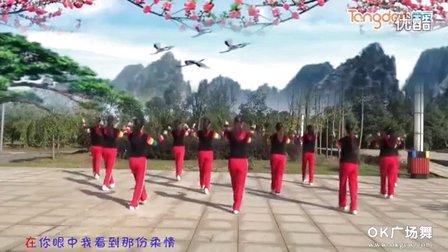 江西鄱阳春英广场舞《真心换真情》正背面分解舞蹈教学