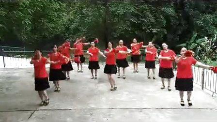 紫云宗地广场舞 开门红