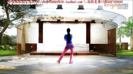 馨梅广场舞《国韵》教学版 制作:泉水叮咚