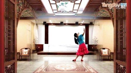 馨梅广场舞《爱你一百岁》附教学、制作:李姐