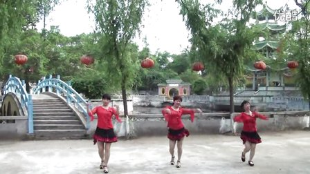 兵哥哥广场舞 演示:玉娟、碧玉、秀庆