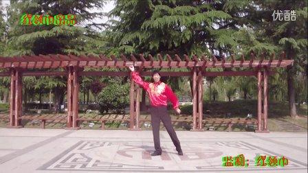 红领巾广场舞《我的兵哥哥》监制:红领巾,编舞:楠楠