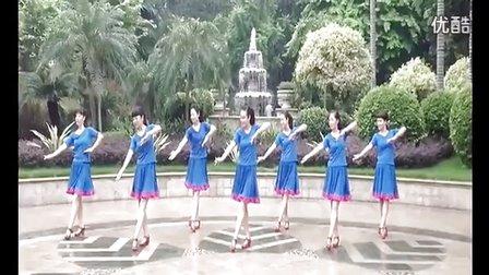 张春丽广场舞 有谁知道我在等你 编舞:张春丽 附教学