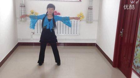 小团广场舞《快乐给力》广场舞