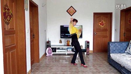 英娟广场舞《我的玫瑰卓玛拉》