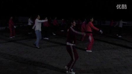 巴林左旗白音沟三合三组哑巴新娘广场舞