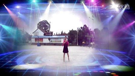 阎良断垣幸福广场舞《我的玫瑰卓玛拉》