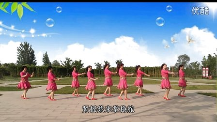山西燕子广场舞 乌苏里船歌 编舞:凤凰六哥