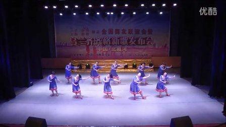 赛洛城活力无限广场舞《北京的金山上》