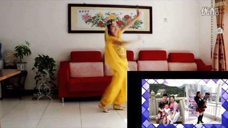 京京广场舞 印度桑巴 好看的印度舞