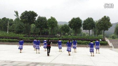 舒茶广场舞《哑巴新娘》