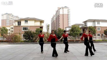 宜兴神洲广场舞《纳西情歌》