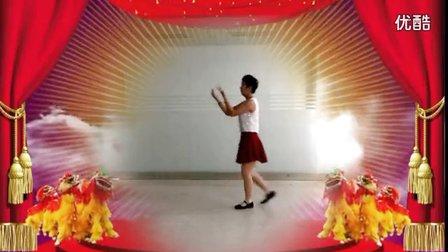 美美广场舞 妈妈恰恰 24步简单恰恰舞