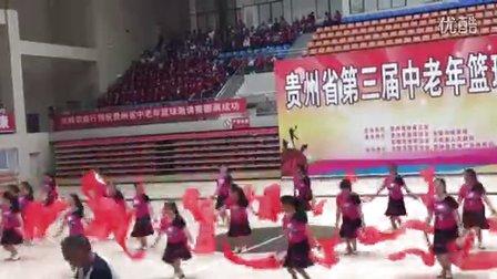 关岭活力健身广场舞《欢聚一堂》