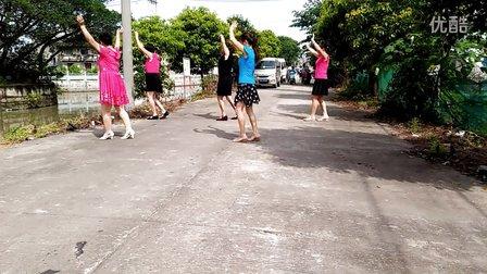 莘塍董五舞动人生广场舞 唐伯虎点秋香