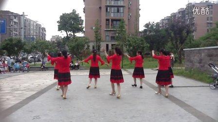 你我有缘广场舞《中国歌最美》