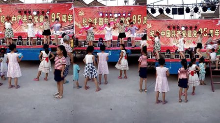 崆峒村广场舞《欢聚一堂》