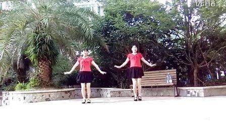桃江广场舞《中国歌最美》