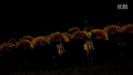 武义百花山姐妹广场舞《开门红》