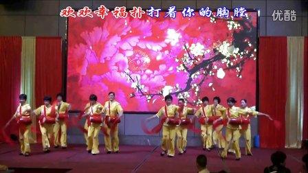 """阳光舞蹈队《开门红》--第二届""""五洲佳豪杯""""广场舞大赛"""