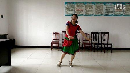 新民村广场舞、洗衣歌、编舞:彭晓辉