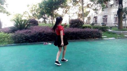 芷进康乐健身队广场舞恰恰