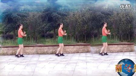 郴州冬菊广场舞、今生爱的就是你、改编冬菊20步