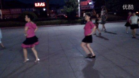 羽星广场舞《爱上草原爱上你》