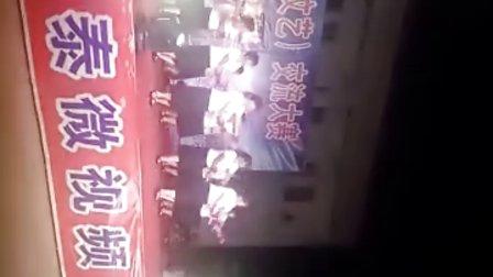 黄德镇贾庄广场舞《泉水叮咚响》