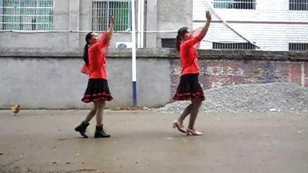 香香广场舞 《泉水叮咚响》