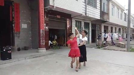 永兴县七甲乡七甲村曹家湾广场舞队北京平四《中国歌最美》