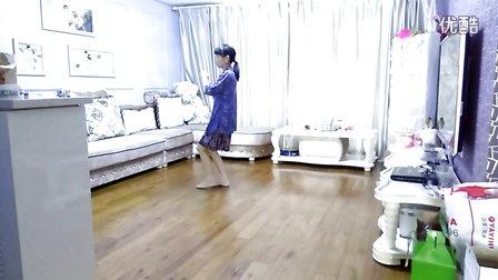 青浦广场舞学跳《最炫民族风》