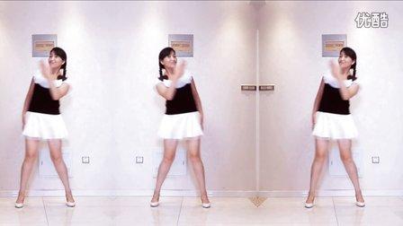 欣子广场舞《粉红色的回忆》
