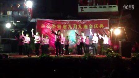 金岭徐燕霞舞蹈队亚虎娱乐,亚虎娱乐app,亚虎777娱乐老虎机《再唱山歌给党听》