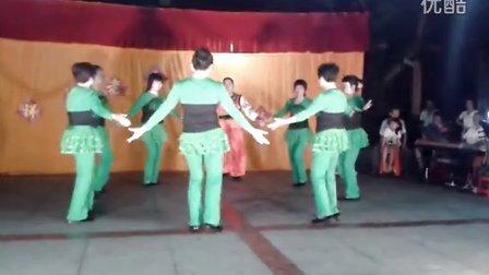 华安大同社区广场演唱队《再唱山歌给党听》藏族舞