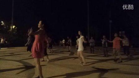 北京市大兴区安定镇广场舞随拍 纳西情歌