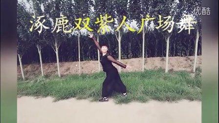 涿鹿双紫人广场舞 火辣辣的情歌 野外片