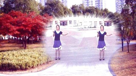 韩黎纱广场舞快乐姐妹 谁是我的郎