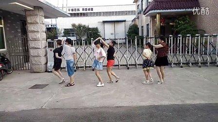 林城桥南美兰广场舞\红尘情歌