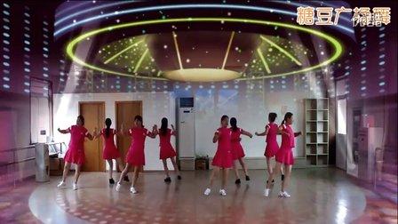 28步双人对跳广场舞《动感小子》附口令教学
