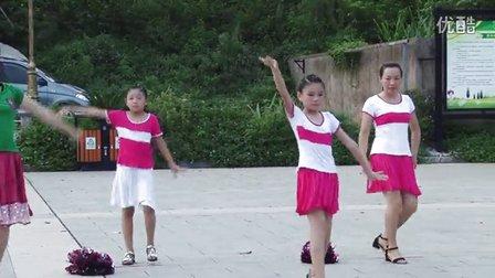 塘内湖广场舞 又见山里红