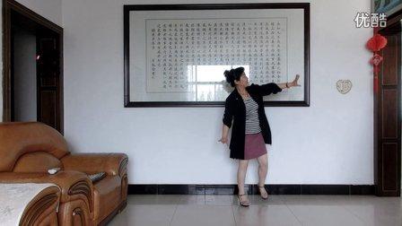 女丹广场舞《我的玫瑰卓玛拉》