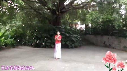 樟木头柏地社区新月广场舞《好一朵女人花》