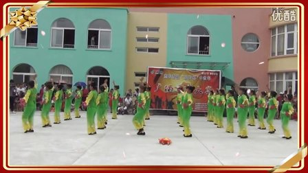 白露姐妹广场舞《欢乐的海洋》