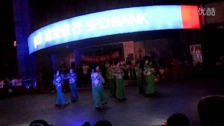 共富新村广场舞队《荷塘月色》